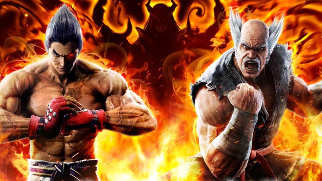 story trailer Tekken 7