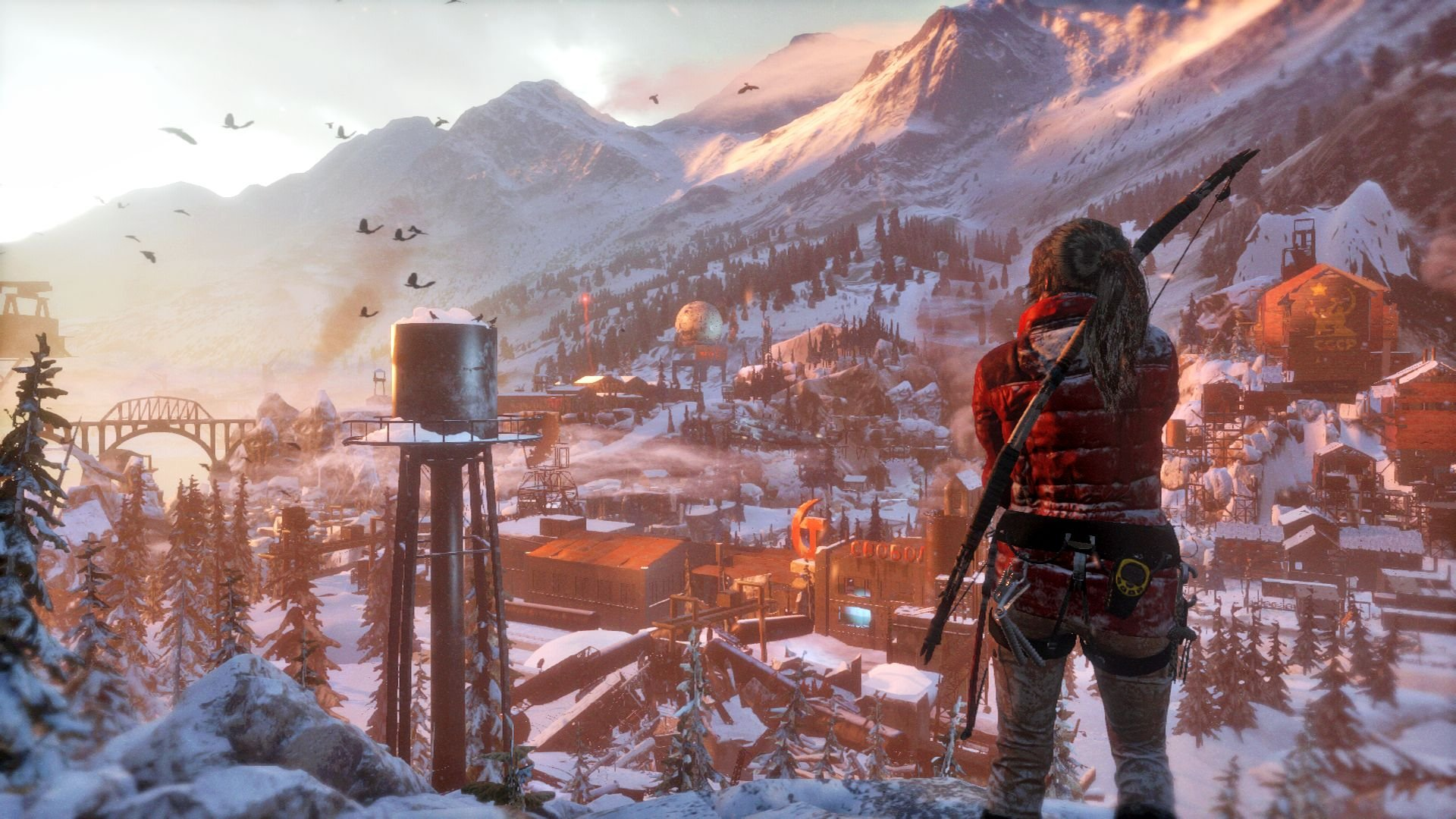 Rise of the Tomb Raider recensione