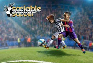 Sociable Soccer: in anteprima il video del gameplay