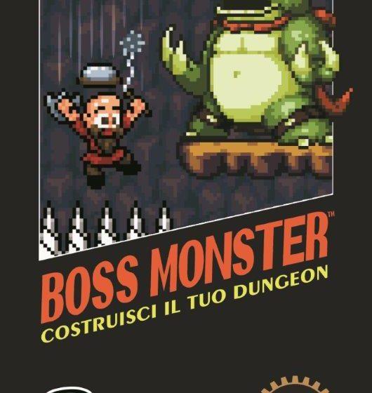 Boss Monster quando gli 8-bit escono dallo schermo