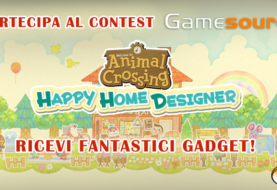 Gadget esclusivi con il contest Gamesource di Animal Crossing Happy Home Designer!
