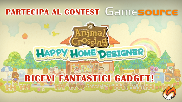 Arriva il master designer di animal crossing happy home for 7 11 happy home designer