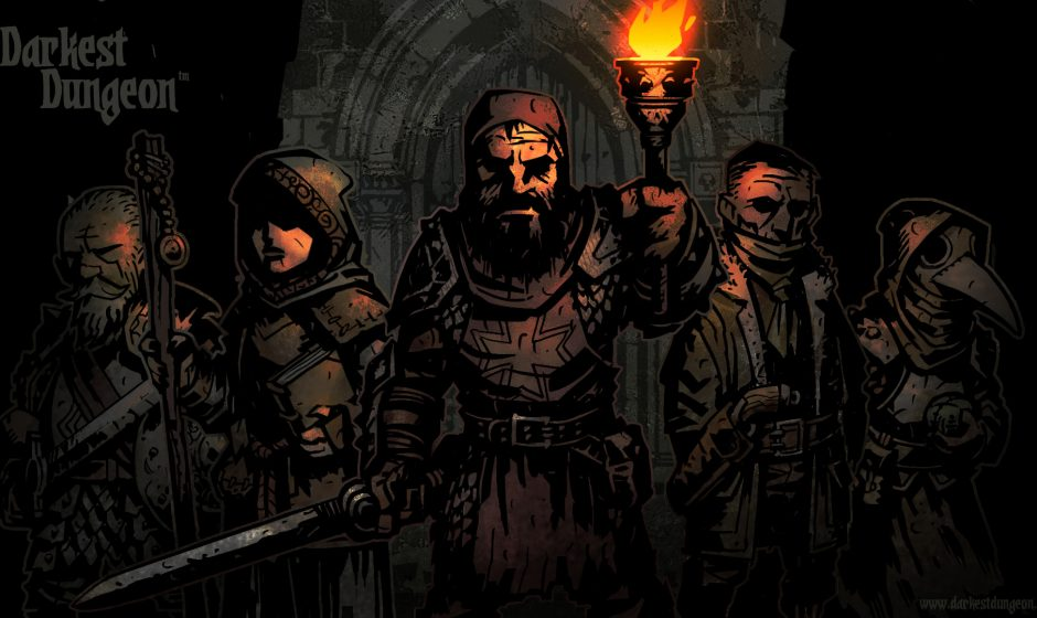 E' in arrivo la versione fisica di Darkest Dungeon per PS4 e Switch