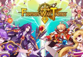 Fantasy War Tactics disponibile per Android e iOS