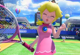 Mario Tennis Aces - Trailer di Peach