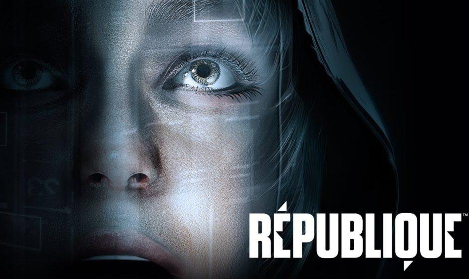 Intervew trailer per République