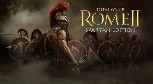 Total War: ROME II – Spartan Edition è finalmente disponibile
