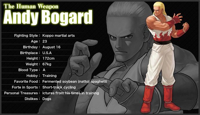 The King of Fighters 14 - Nuovo personaggio annunciato
