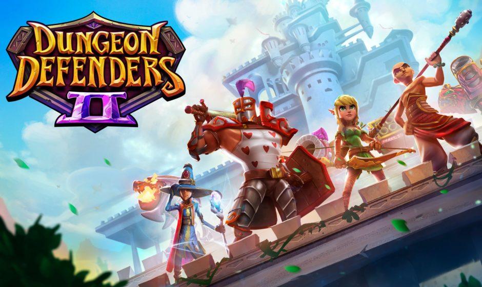 Dungeon Defenders 2 - Anteprima