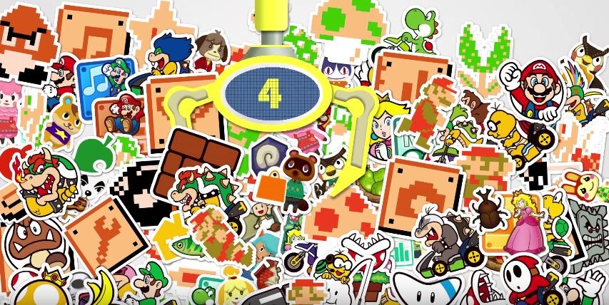 In arrivo Nintendo Badge Arcade