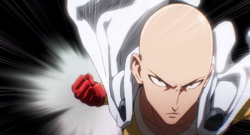 Fallout 4 One Punch Man