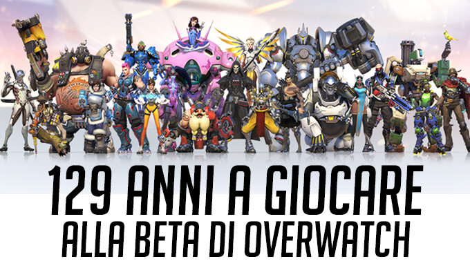 Overwatch ore giocate durante stress test