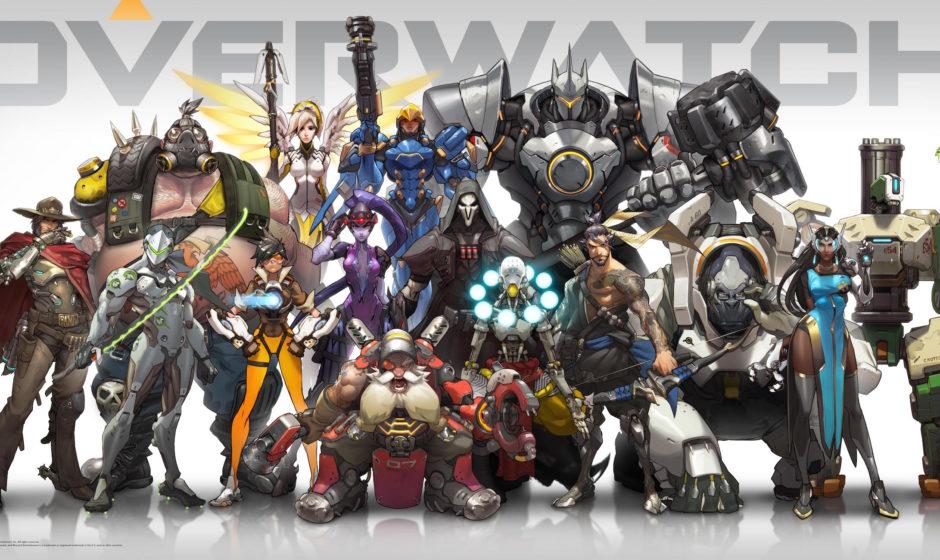 Overwatch: novità in arrivo
