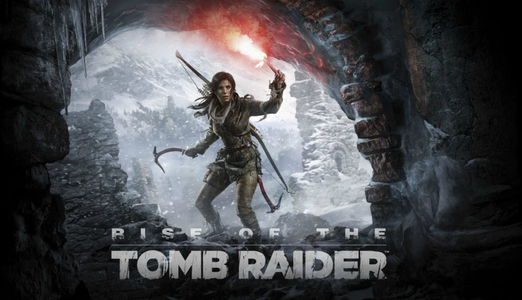 Rise of the Tomb Raider Writers Guild of America Award