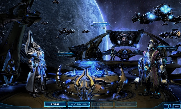 Starcraft II: Legacy of the Void recensione