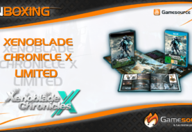 Unboxing - Xenoblade Chronicles X Limited Edition