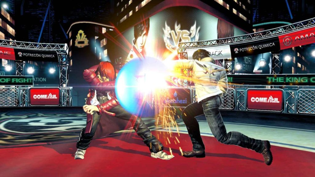 The King of Fighters XIV personaggi
