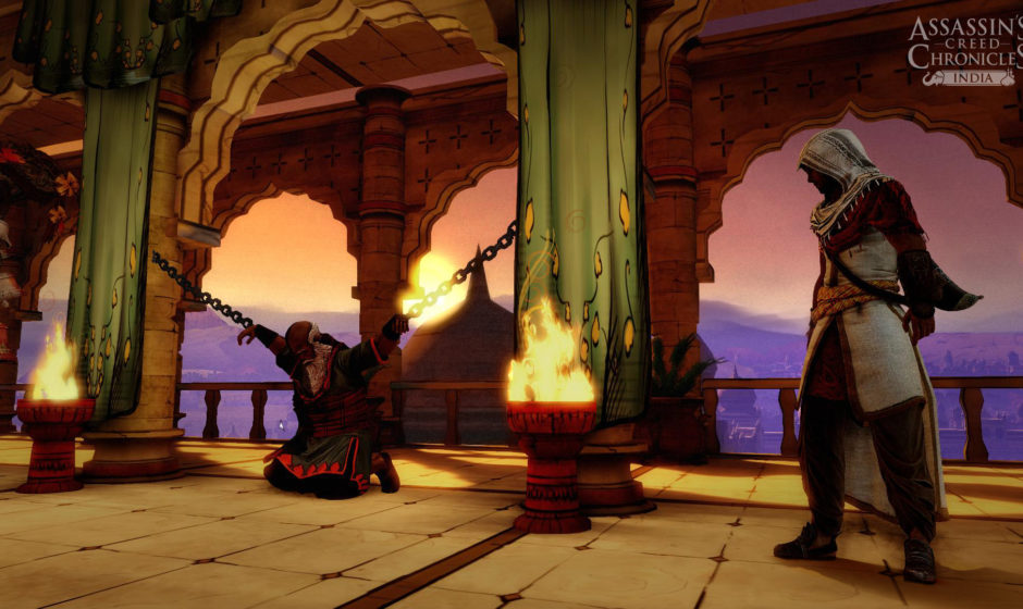Assassin's Creed Chronicles India e Russia disponibili nel 2016