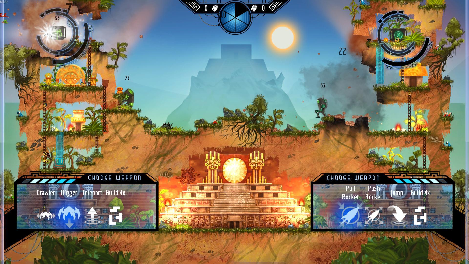 Mayan Death Robots recensione