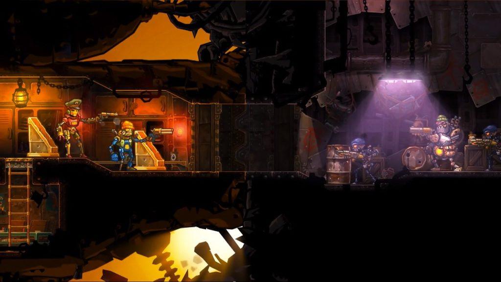SteamWorld Heist Recensione