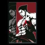 Tekken Canvas 60 x 90 cm Kazuya Mishima