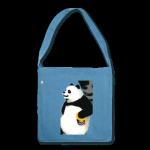 Tekken - Recycled bag Panda