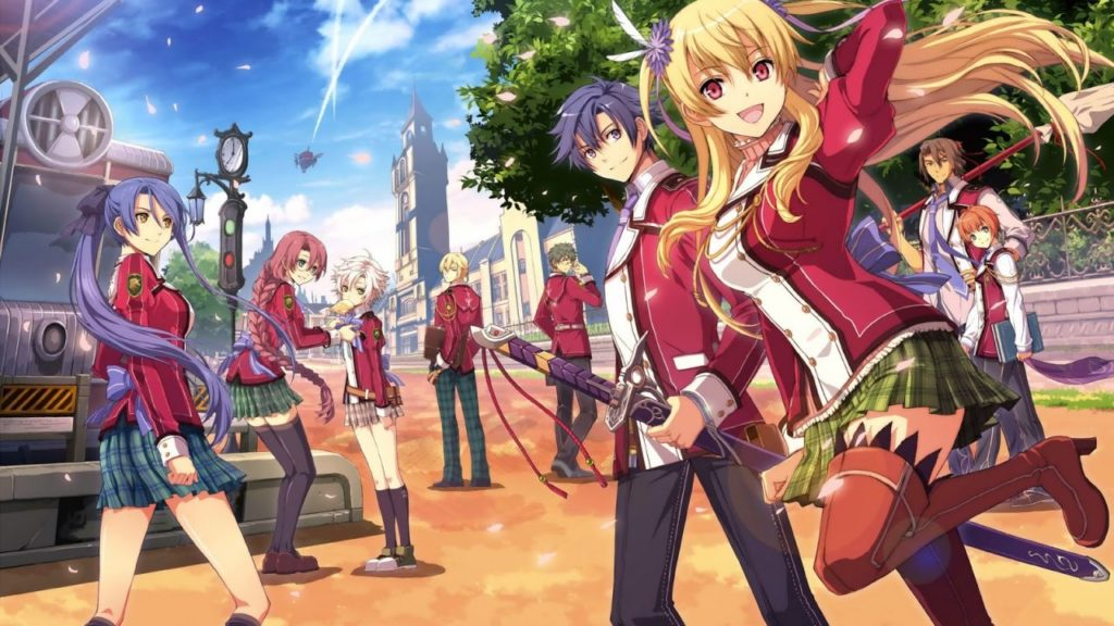 The Legend of Heroes Trails of Cold Steel in Europa