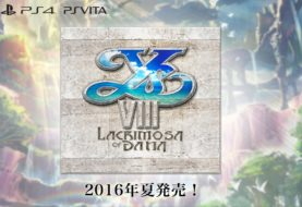 Annunciato Ys VIII: Lacrimosa of Dana