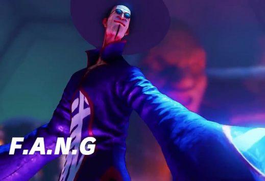 Annunciato F.A.N.G per Street Fighter V
