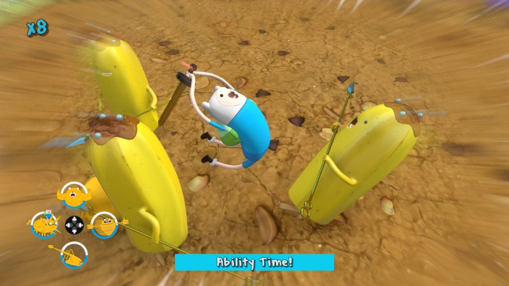 Adventure Time Finn & Jake Detective Recensione