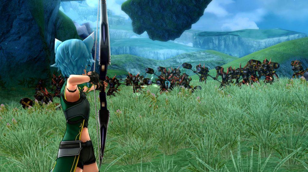 Sword Art Online: Lost Song (PS4) Recensione