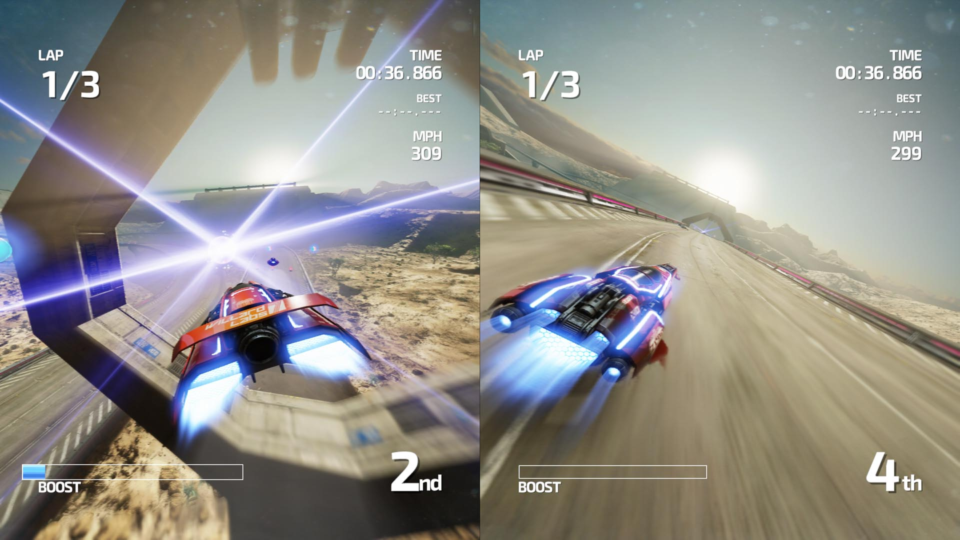 Fast Racing NEO recensione