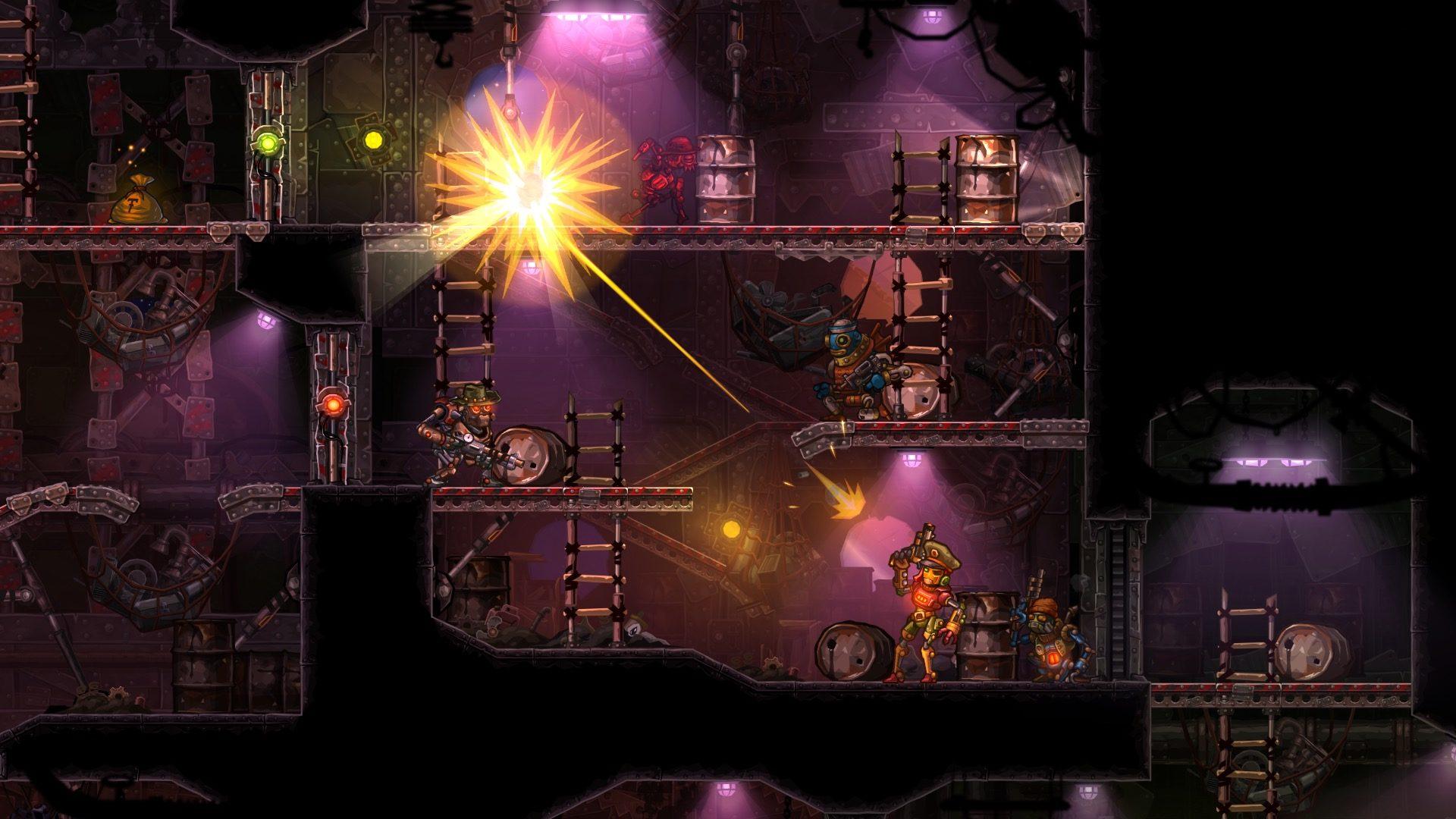 SteamWorld Heist – Recensione