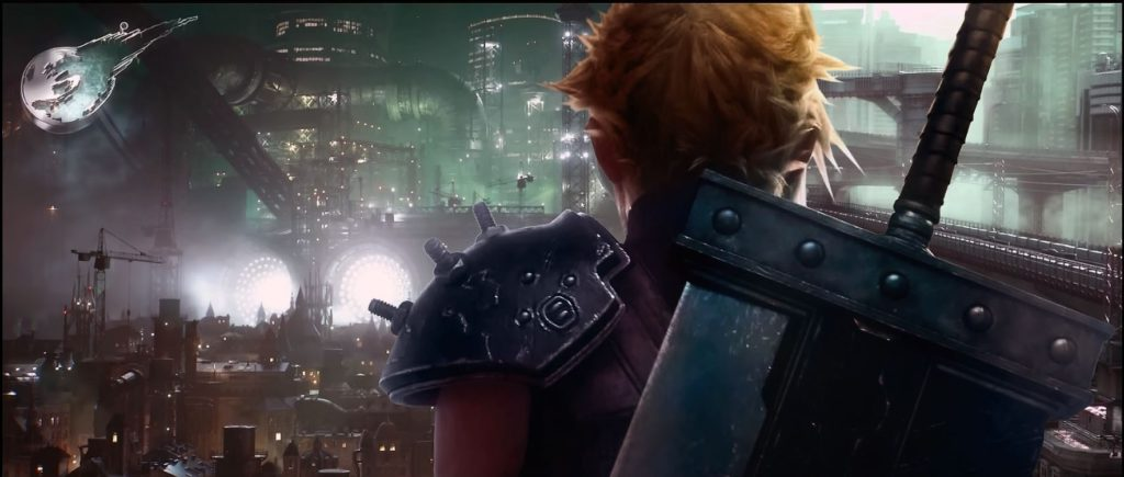 storia di Final Fantasy VII Remake