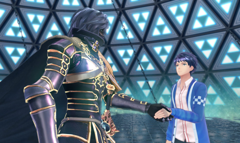 Primi walkthrough video per Shin Megami Tensei X Fire Emblem