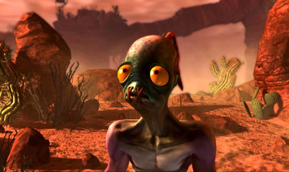 Oddworld: New 'n' Tasty, in arrivo la versione PlayStation Vita
