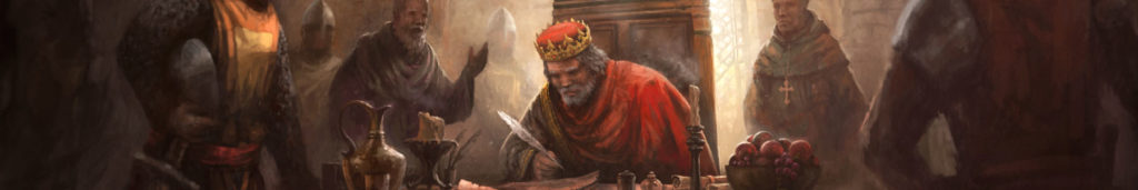 Crusader Kings II Conclave annunciato
