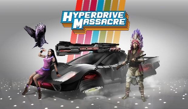 Hyperdrive Massacre Recensione
