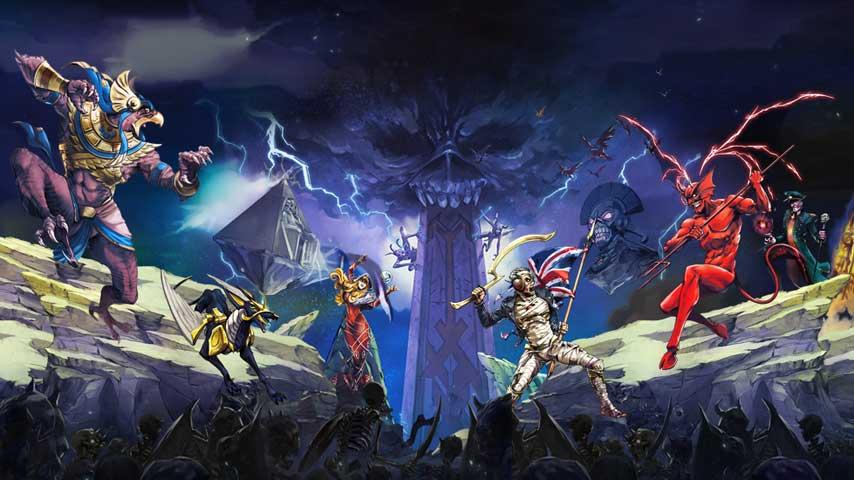 Il videogame free to play degli Iron Maiden