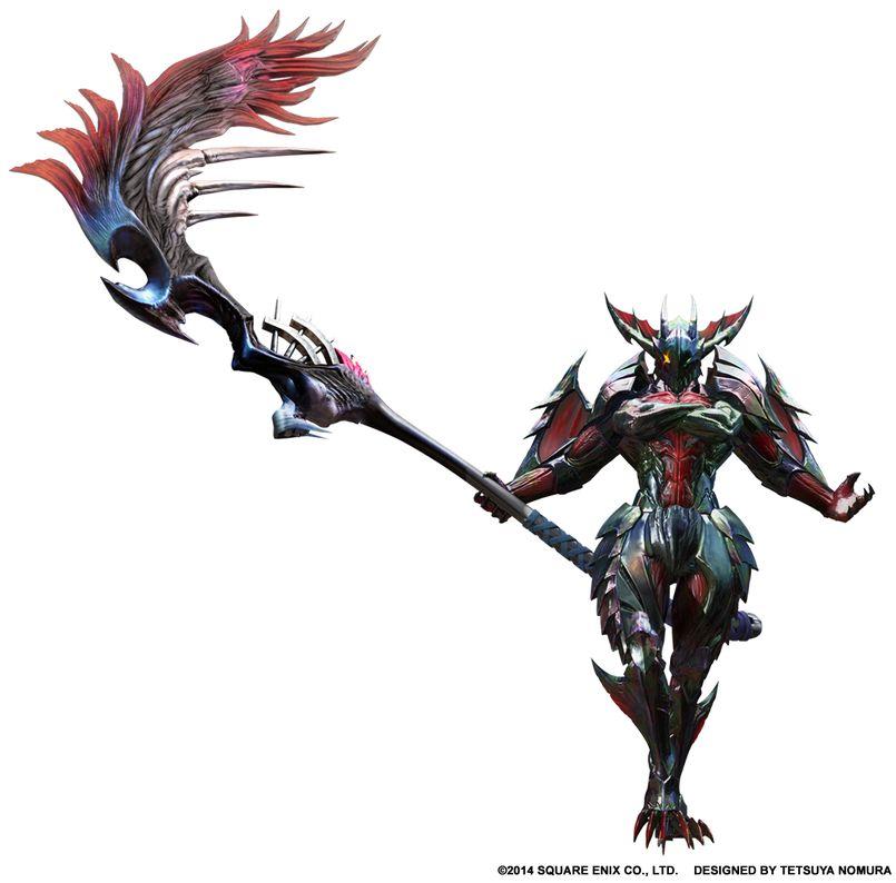 Monster Hunter X - Mega Man e Square Enix - Kushala Daora