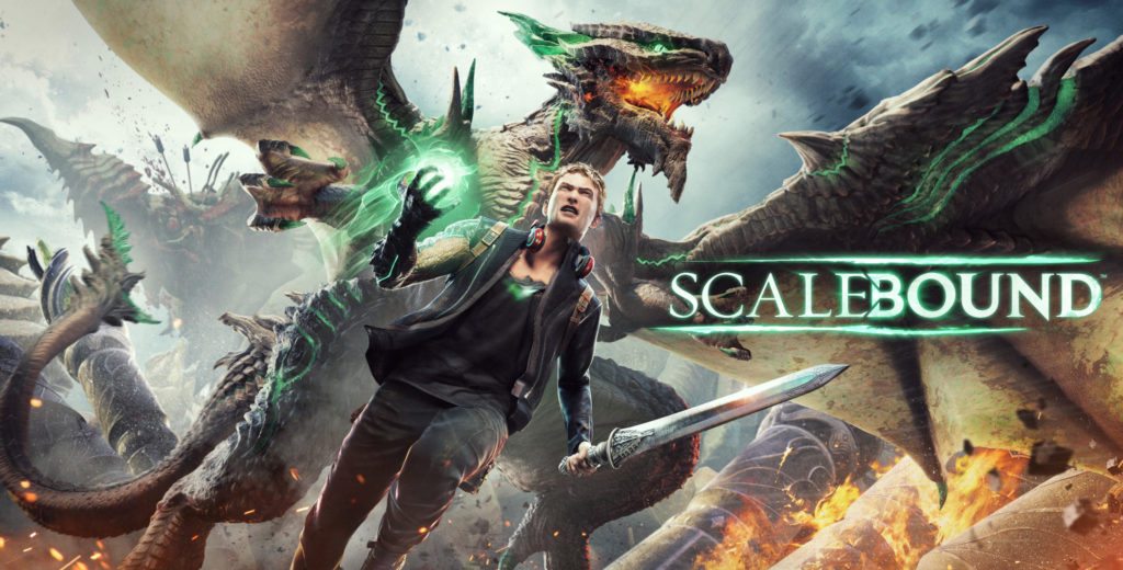 Scalebound controllo drago