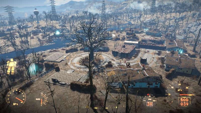 Fallout 4 portare la felicit 224 al 100 negli insediamenti