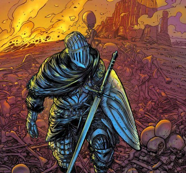 Dark Souls: in uscita il nuovo comic book