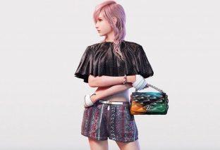 Lightning nuova modella per Louis Vuitton