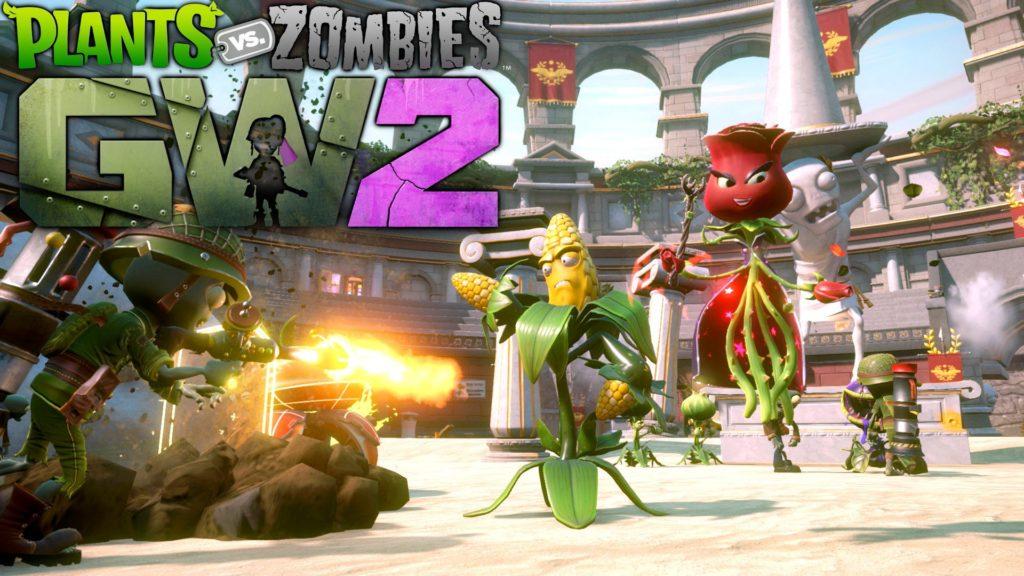 Beta Plants vs Zombies Garden Warfare 2