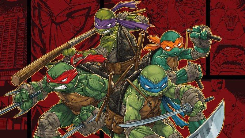 Nuovo gioco delle Tartarughe Ninja?