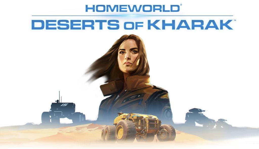 story trailer per Homeworld Deserts of Kharak