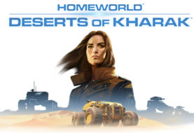 Story trailer per Homeworld: Deserts of Kharak