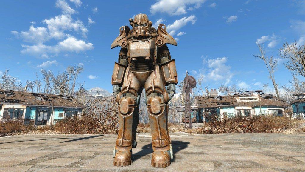 fallout 4 armature atomiche t-45