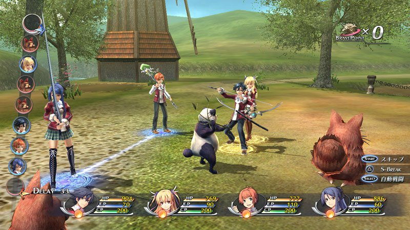 The Legend of Heroes: Trails of Cold Steel recensione